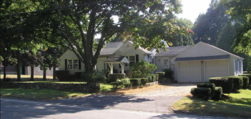 Waterbury Residential Property Tax Rate