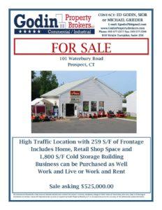 101 Waterbury Rd Prospect | Godin Property Brokers